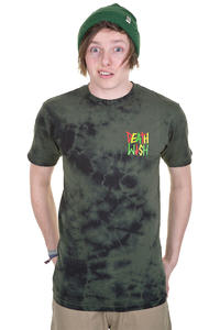 Deathwish Deathstack T-Shirt (swamp rasta)