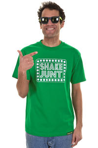 Shake Junt Box Logo T-Shirt (green)