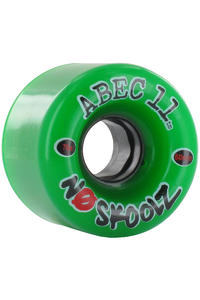 ABEC 11 No Skoolz 60mm 78a Rollen 4er Pack  (green)
