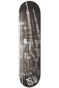 EMillion London Piccadilly 7.625&quot; Deck (black white)
