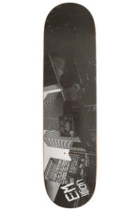 EMillion NYC Gotham 8&quot; Deck (black white)