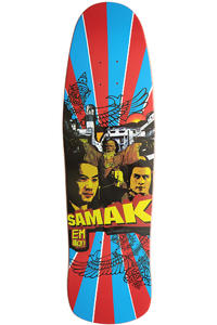 "EMillion Kung Fu Oldschool 8.75"" Deck (blue red)"