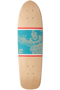 "EMillion Bangkok Sidewalk Surfer 7.5"" Deck (beige blue)"