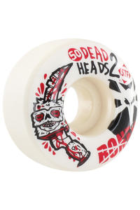 Bones STF Dead Heads II 50mm Rollen (white)