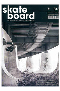 Skateboard MSM Monster Skateboard Magazin # 318 2013