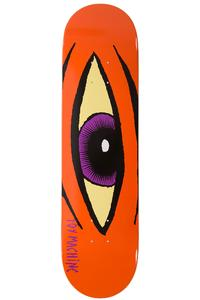 Toy Machine Sect Eye 8&quot; Deck (orange purple)