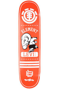 "Element Brown Varsity 7.875"" Deck (orange)"