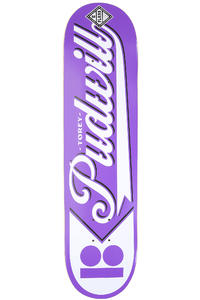 Plan B Pudwill National 7.75&quot; Deck (purple)