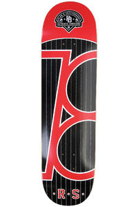 Plan B Sheckler ProSpec Era 8.25&quot; Deck (black red)