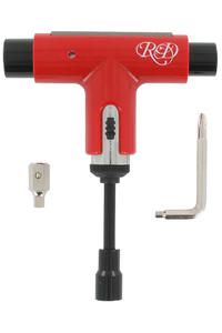 Silver Dyrdek Signature Skate-Tool (red)