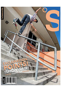The Skateboard Mag 107 Februar 2013 Magazin