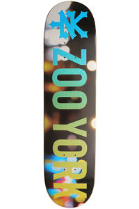 "Zoo York Photo Incentive Lights 7.75"" Deck (multi)"
