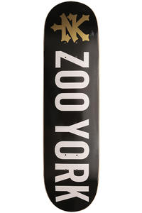 "Zoo York Photo Incentive 8.25"" Deck (black)"