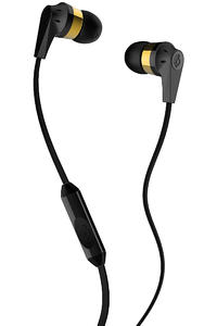Skullcandy Ink'd 2 Headphones mit Mikro  (gold black)
