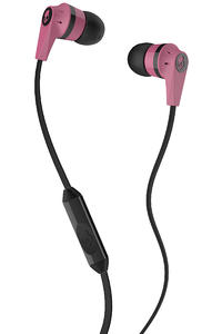 Skullcandy Ink'd 2 Headphones mit Mikro  (pink black)