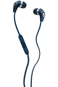 Skullcandy 50/50 Headphones mit Mikro  (navy chrome)