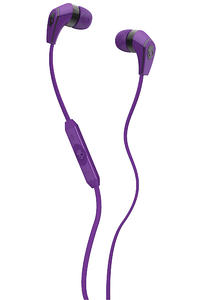 Skullcandy 50/50 Kopfhrer mit Mikro  (athletic purple)