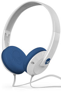 Skullcandy Uprock Kopfhrer mit Mikro  (white blue)