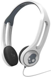 Skullcandy Icon 3 Headphones mit Mikro  (white)