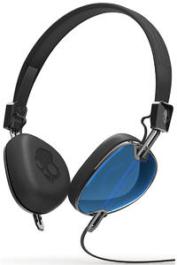 Skullcandy Navigator Headphones mit Mikro  (royal blue black)