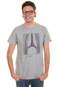 Forvert Gustave T-Shirt (grey melange)