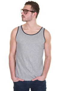 Forvert Klaus Tank-Top (grey melange)