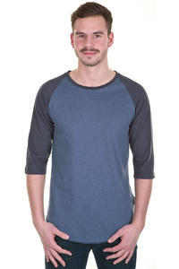 Forvert Angus 3/4 Longsleeve (blue melange navy)