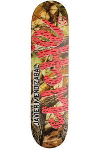 "Cliché Mendizabal Variant 8"" Deck (green brown)"