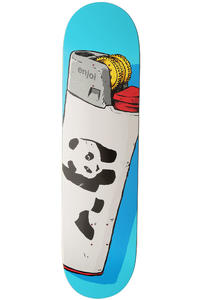 "Enjoi Lighter R7 8"" Deck (turquoise)"