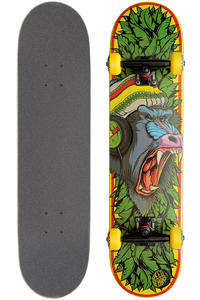 Speed Demons Roots Ape 7.75&quot; Complete-Board (yellow)