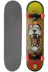 "Speed Demons Roots Lion 7.625"" Komplettboard (black)"