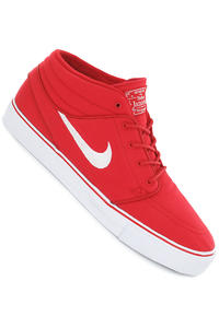 Nike Zoom Stefan Janoski Mid Schuh (unverst white)