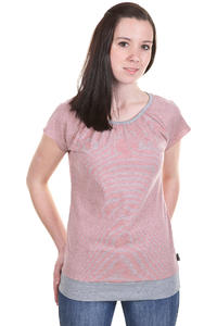 Forvert Easy T-Shirt girls (grey red)