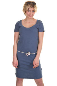 Forvert Jade Kleid girls (blue melange)