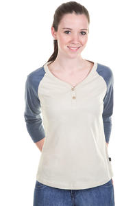 Forvert Rona Longsleeve girls (beige blue melange)