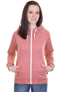 Forvert Sarah Zip-Hoodie girls (red melange)