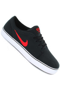 Nike Satire Canvas Schuh (black pimento white)