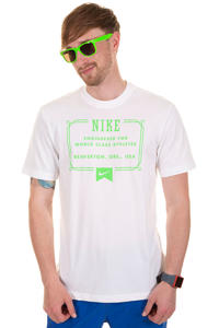 Nike Lock Up T-Shirt (white posgrn)