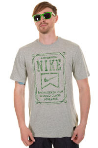 Nike Draplin Draw T-Shirt (dark grey heather)