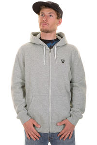 Nike LTWT Northup Icon Zip-Hoodie (dark grey heather black)