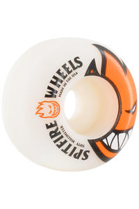Spitfire Bighead 50mm Rollen 4er Pack  (orange white)