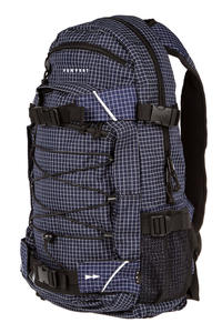 Forvert New Louis Backpack (small navy checked)