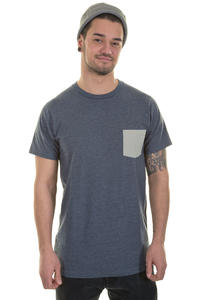 SK8DLX Rocket T-Shirt (heather blue)