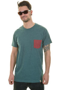 SK8DLX Rocket T-Shirt (heather green)