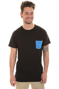 SK8DLX Rocket T-Shirt (black blue)
