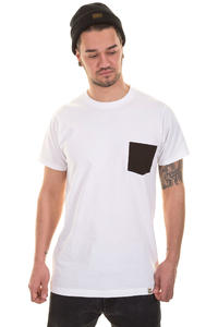 SK8DLX Rocket T-Shirt (white black)