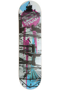 Trap Skateboards Street Series Hafencity 8&quot; Deck (multi)