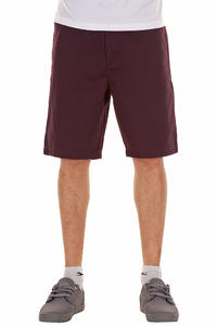 Volcom Frozen Art Solid Shorts (cabernet)
