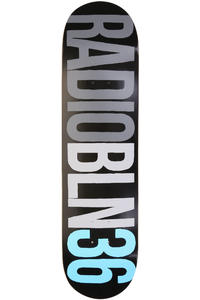 Radio RADIOBLN 8&quot; Deck (black)