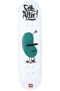 MOB Skateboards Team Fett Arrow 8&quot; Deck (white)